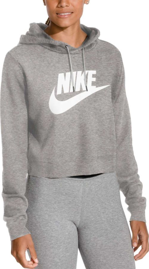 0561d33134a2 Nike Women s Sportswear Rally Cropped Hoodie. noImageFound. Previous