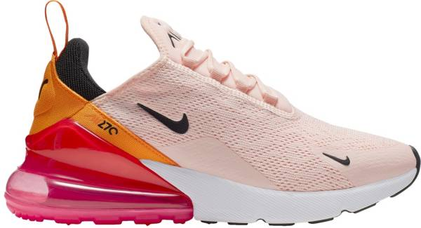 Nike Women S Air Max 270 Shoes Free Curbside Pickup At Dick S
