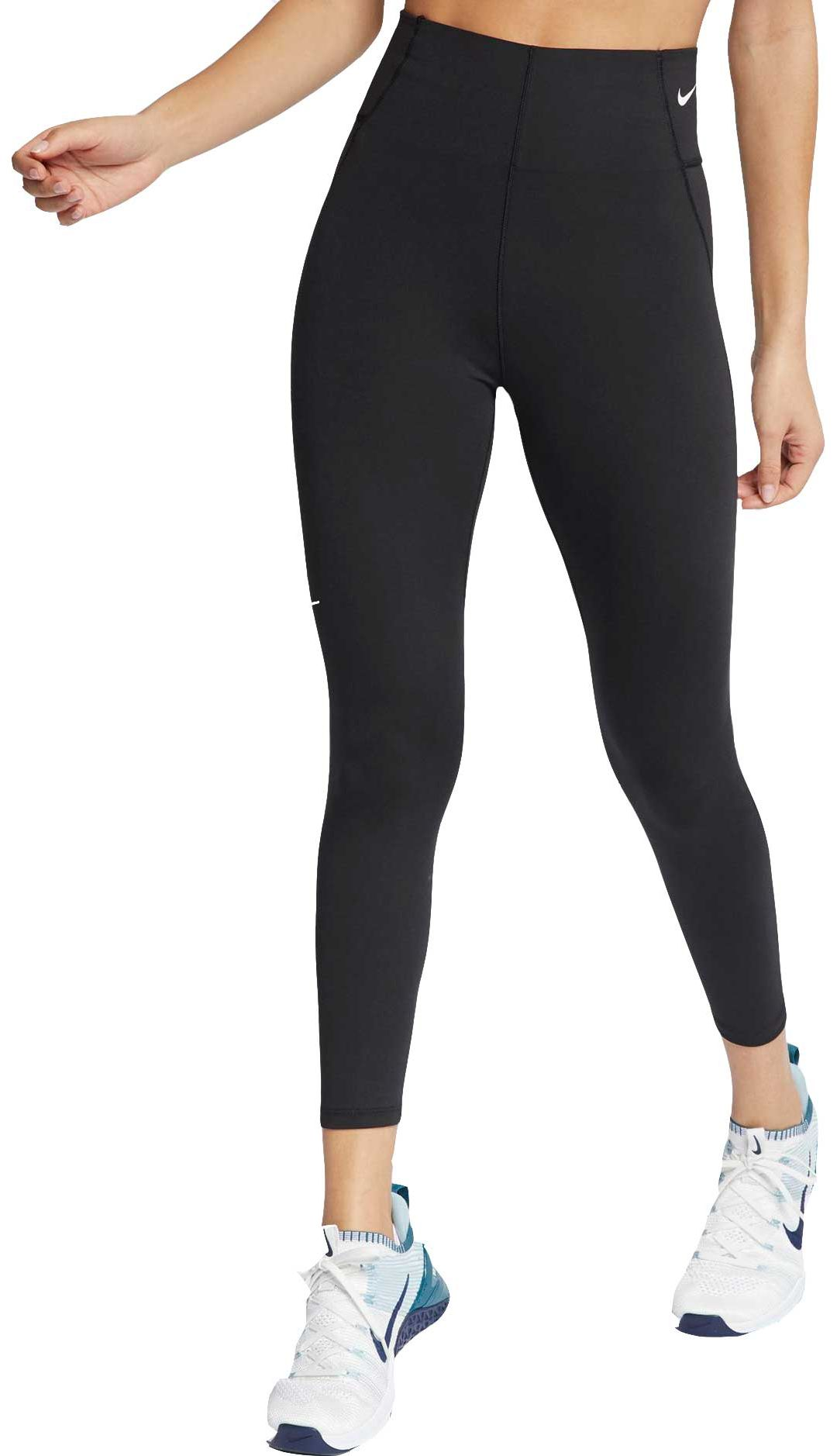 50d7594bf816e9 Nike One Women's Sculpt Victory Cropped Legging. noImageFound. Previous. 1.  2. 3