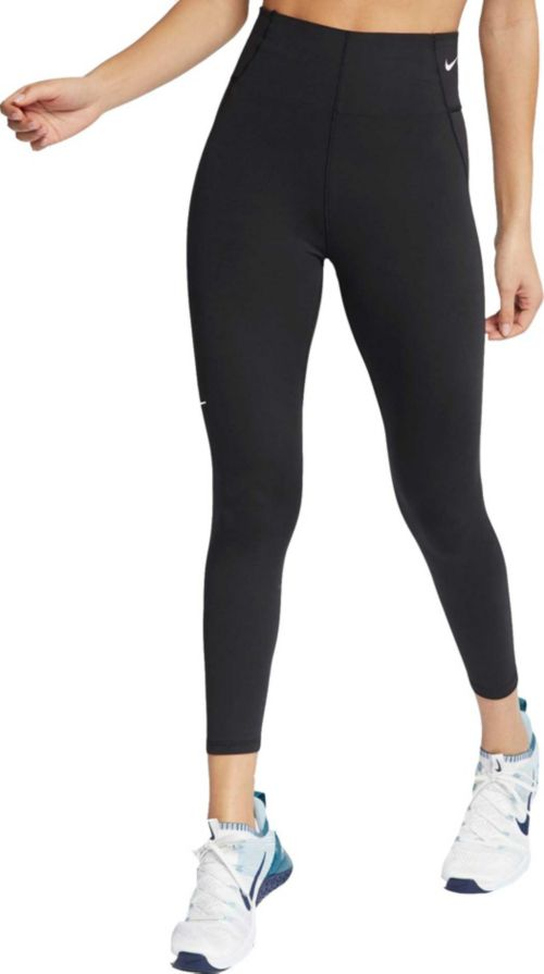 best service 06c7c 3ee10 Nike One Women s Sculpt Victory Cropped Legging   DICK S Sporting Goods