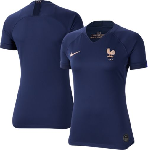 c004b3ad1ae Nike Women s 2019 FIFA Women s World Cup France Breathe Stadium Home  Replica Jersey. noImageFound. Previous
