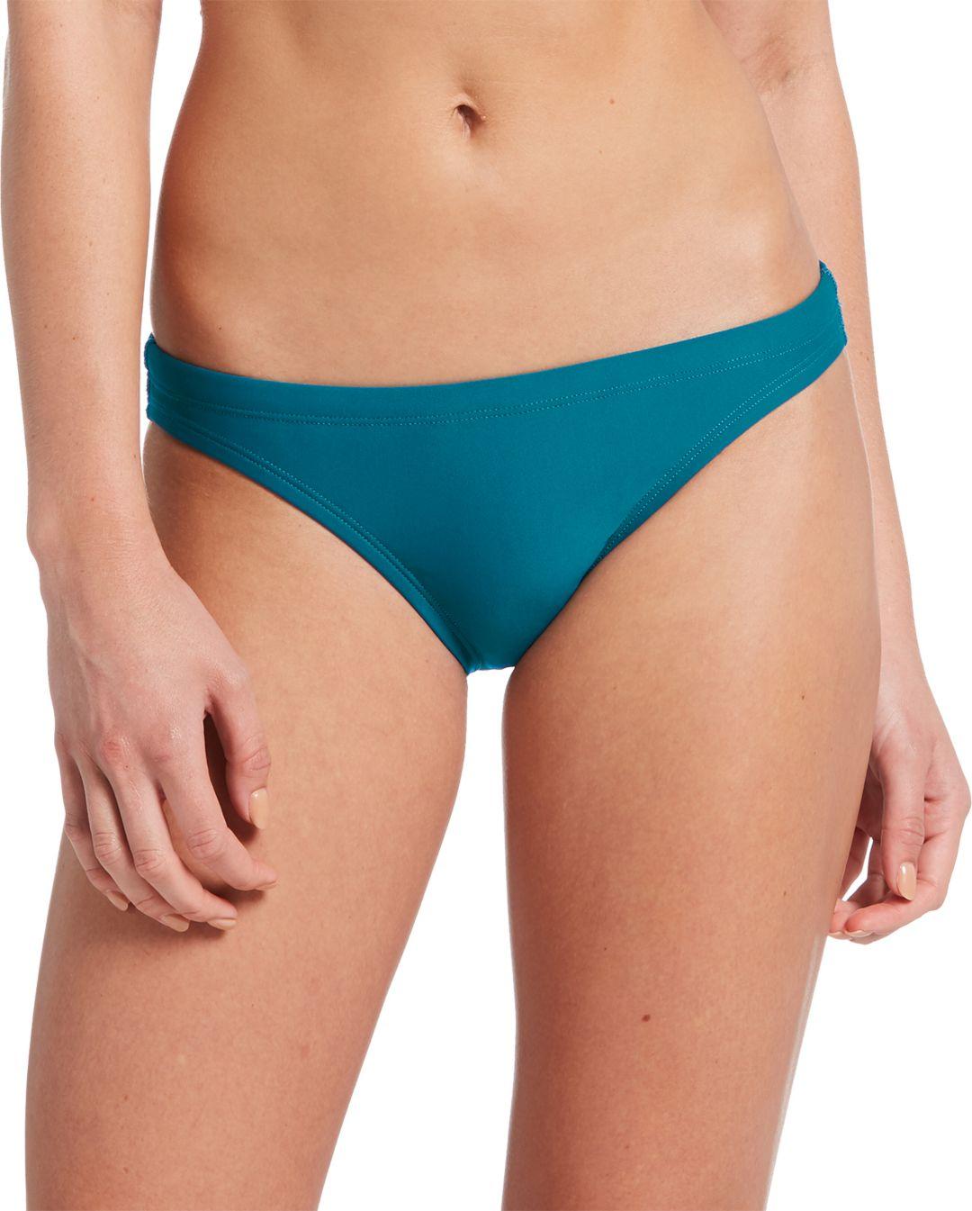 c5b40d754ff Nike Women's Solid Bikini Bottoms
