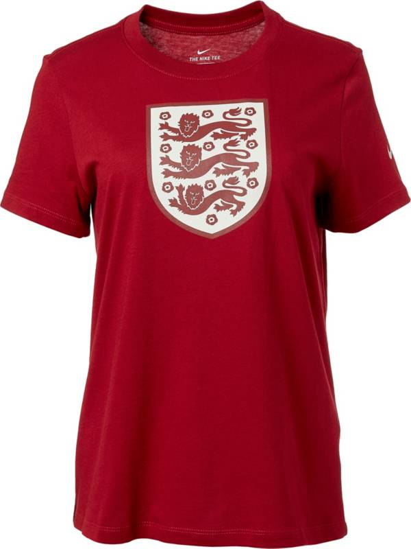 Nike Women's 2019 FIFA Women's World Cup England Crest Red T-Shirt product image