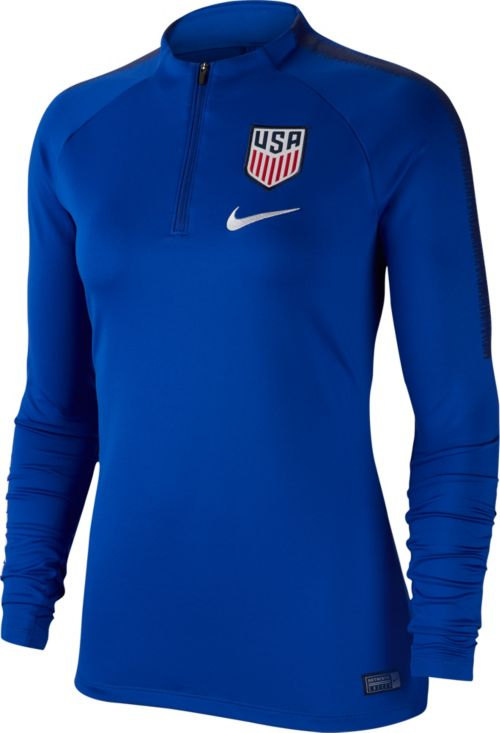 30c78ffe7be Nike Women s 2019 FIFA Women s World Cup USA Soccer Squad Blue ...
