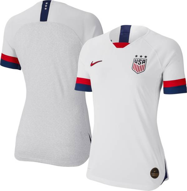Nike Women's 2019 FIFA Women's World Cup USA Soccer Vapor Authentic Match Home Jersey product image