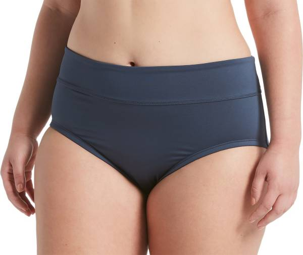 Nike Women's Plus Size Solid Full Swim Bottoms product image
