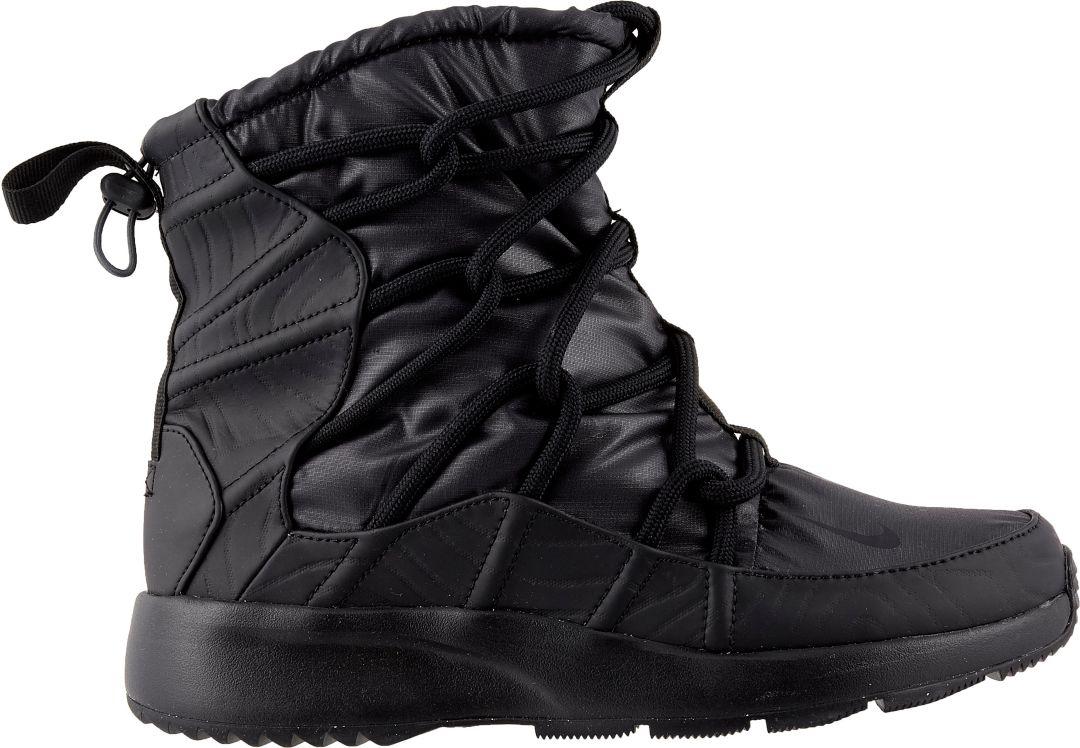 buy online 3a0a8 68527 Nike Women s Tanjun High Rise Shoe 1