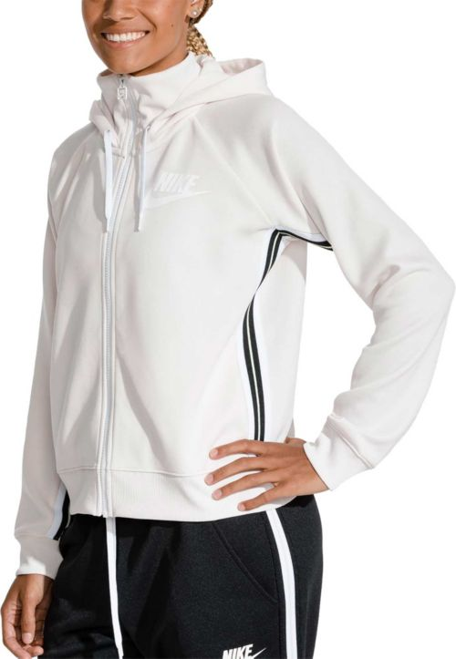 b66b2990898d Nike Women s Sportswear Full-Zip Tracksuit Hoodie. noImageFound. Previous