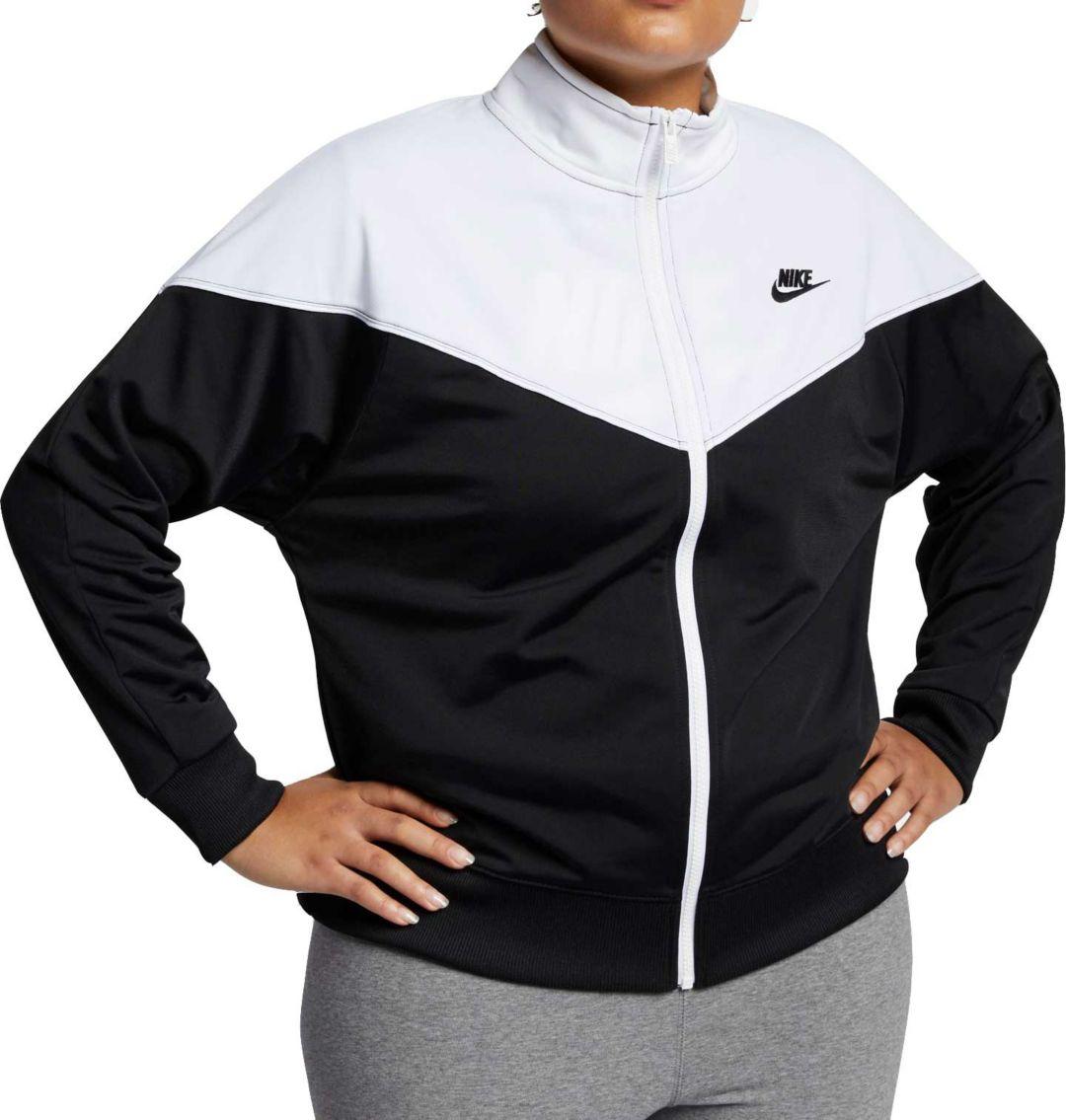 67f1f4e0c Nike Women's Plus Size Sportswear Track Jacket. noImageFound. Previous