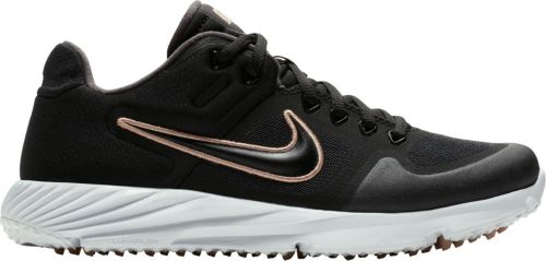 a5892bb04dae Nike Women s Alpha Huarache Elite 2 Turf Softball Cleats