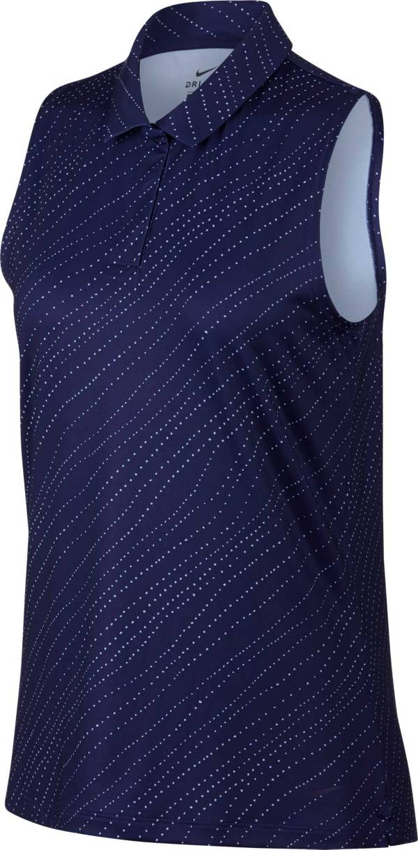 Nike Women's Dri-FIT Sleeveless Golf Polo product image