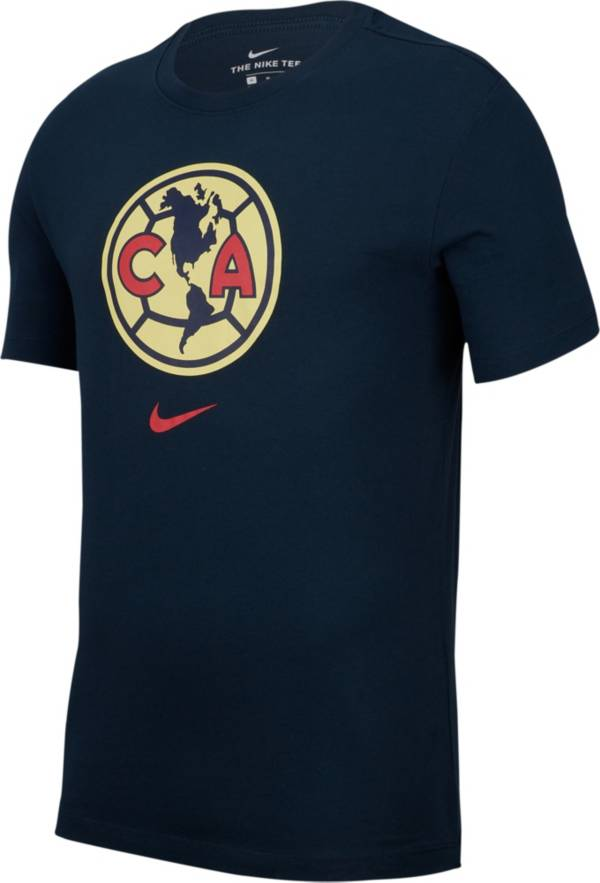 Nike Youth Club America Crest Navy T-Shirt product image