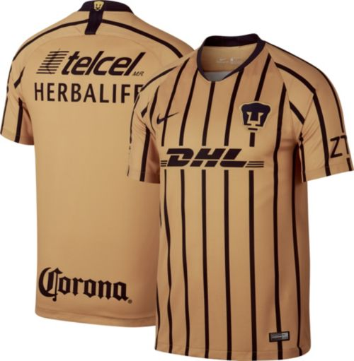 f6e6a57fbec Nike Youth Pumas UNAM 2018 Breathe Stadium Away Replica Jersey.  noImageFound. Previous. 1. 2. 3