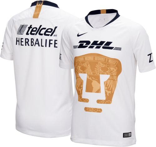 2d7dfe894b8 Nike Youth Pumas UNAM 2018 Breathe Stadium Home Replica Jersey.  noImageFound. Previous