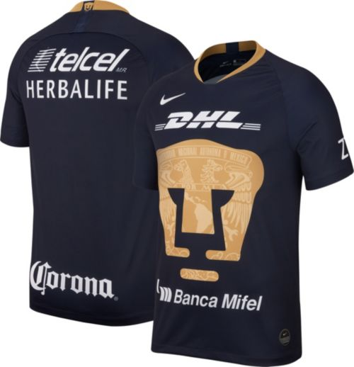 36c0199bc71 Nike Youth Pumas UNAM 2019 Breathe Stadium Third Replica Jersey.  noImageFound. Previous