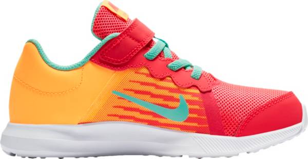 Nike Kids Preschool Downshifter 8 Fade Running Shoes
