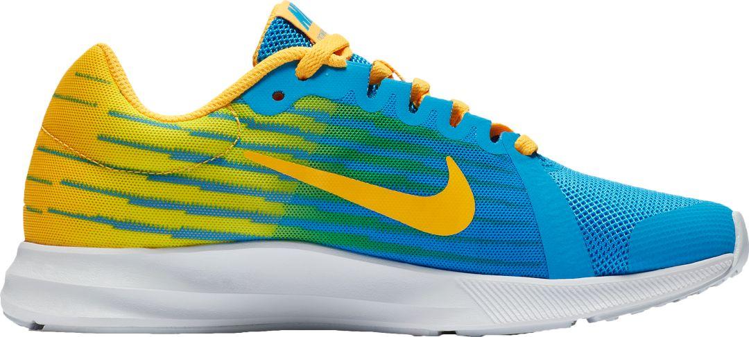 471865ce09 Nike Kids' Grade School Downshifter 8 Fade Running Shoes | DICK'S ...