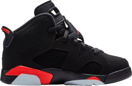 d27473ed00a Jordan Kids  Preschool Air Jordan Retro 6 Basketball Shoes