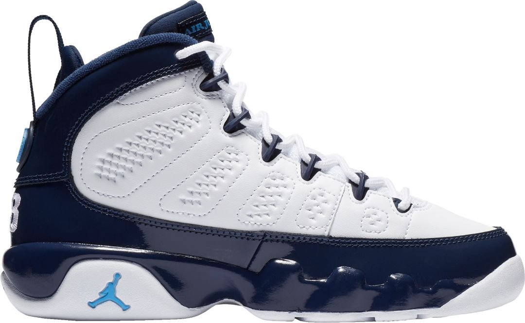 online store 1352e 20497 Jordan Kids' Grade School Air Jordan 9 Retro Basketball Shoes