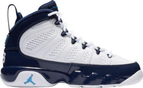 899d914b1cb7 Jordan Kids  Grade School Air Jordan 9 Retro Basketball Shoes ...