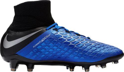 8ec19f1f5 Nike Kids  Hypervenom Phantom III Elite Dynamic Fit FG Soccer Cleats.  noImageFound. Previous