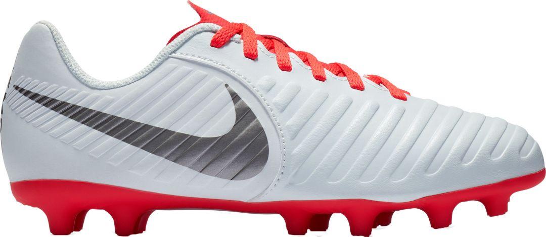 a69b0718a Nike Kids' Legend 7 Club FG Soccer Cleats. noImageFound. Previous. 1