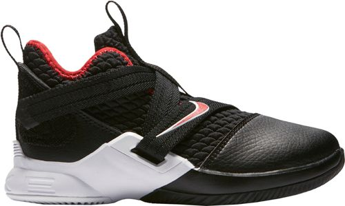ffa1c4ebc923 Nike Kids  Preschool LeBron Soldier XII Basketball Shoes. noImageFound.  Previous