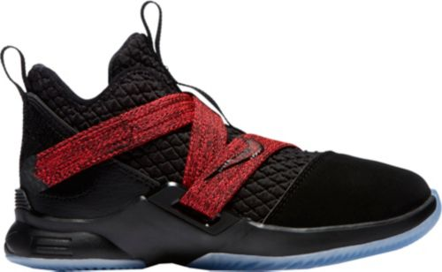b22fc1621c05 Nike Kids  Preschool LeBron Soldier XII Basketball Shoes 1