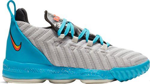 sale retailer 6a87a 737f9 Nike Kids  Preschool LeBron 16 Basketball Shoes