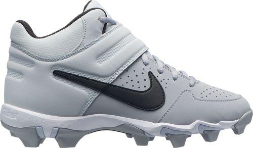 best service e9b88 23427 Nike Kids  Alpha Huarache Varsity Keystone Mid Baseball Cleats ...