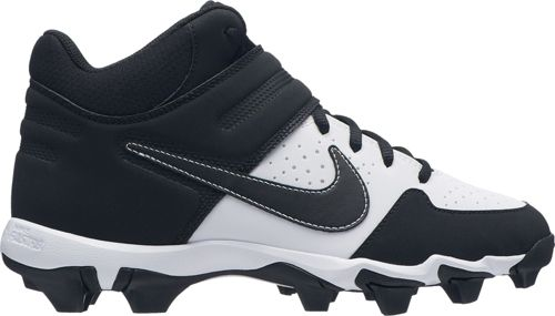 check out 573b9 1cb93 Nike Kids  Alpha Huarache Varsity Keystone Mid Baseball Cleats.  noImageFound. Previous. 1