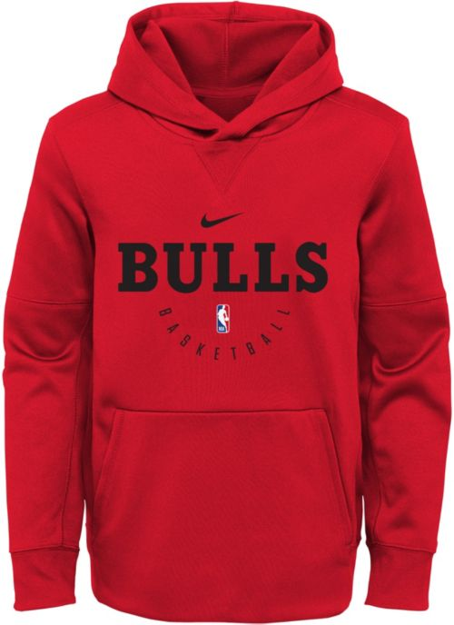97e3ac54a Nike Youth Chicago Bulls Spotlight Hoodie. noImageFound. 1