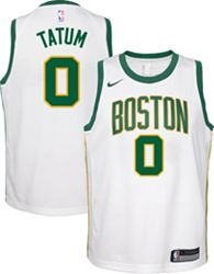 super popular 91808 53f0f Nike Youth Boston Celtics Jayson Tatum Dri-FIT City Edition Swingman Jersey