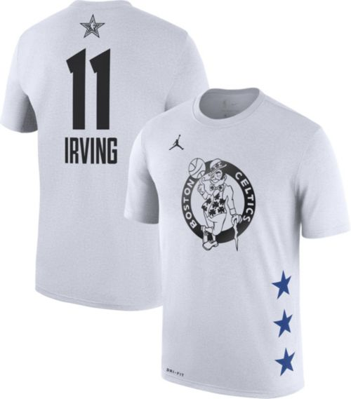 2df8c3be Jordan Youth 2019 NBA All-Star Game Kyrie Irving Dri-FIT White T-Shirt.  noImageFound. Previous