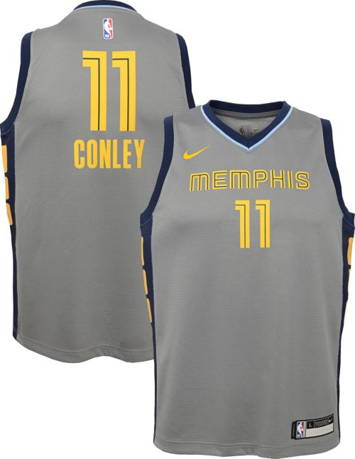 82da917a0 Nike Youth Memphis Grizzlies Mike Conley Dri-FIT City Edition Swingman  Jersey. noImageFound. Previous