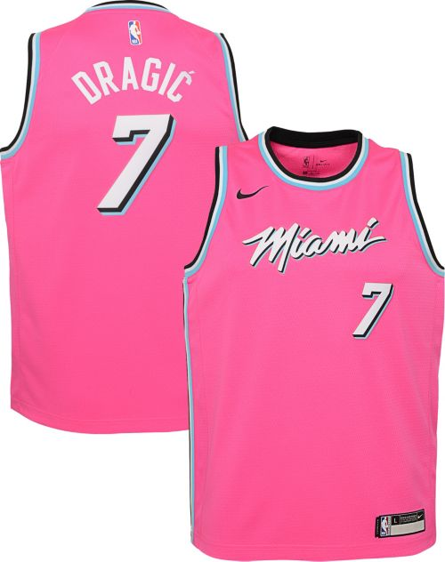 885df2d2f945 Nike Youth Miami Heat Goran Dragic Dri-FIT Earned Edition Swingman Jersey.  noImageFound. Previous. 1. 2. 3