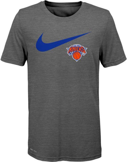 f84c1897f Nike Youth New York Knicks Dri-FIT T-Shirt. noImageFound. 1