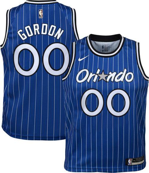 d0364b1fc Nike Youth Orlando Magic Aaron Gordon Dri-FIT Hardwood Classic Swingman  Jersey. noImageFound. Previous
