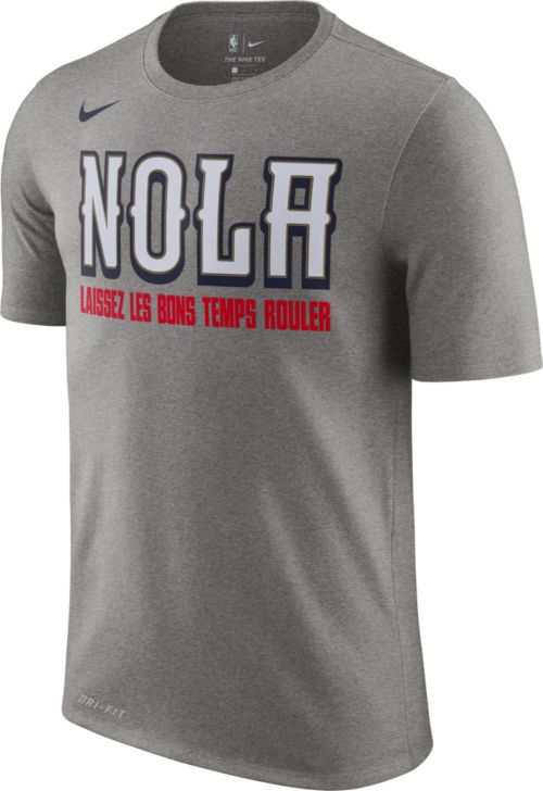 540b60ab1d9 Nike Youth New Orleans Pelicans Dri-FIT Earned Edition T-Shirt.  noImageFound. Previous