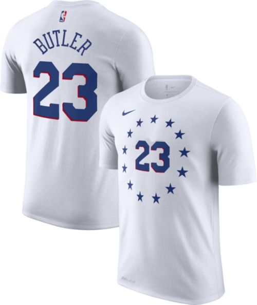 a061f4eccfc5 Nike Youth Philadelphia 76ers Jimmy Butler Dri-FIT Earned Edition T-Shirt.  noImageFound. Previous