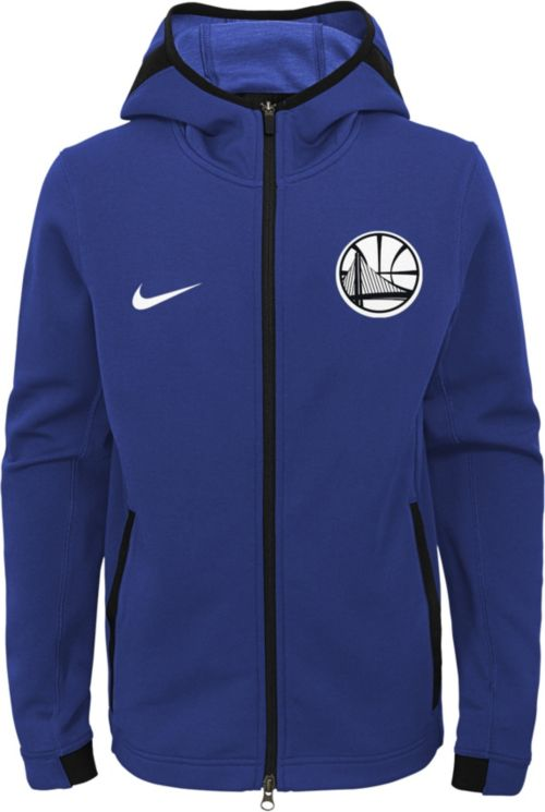 d46288ab8e1 Nike Youth Golden State Warriors On-Court Dri-FIT Showtime Full-Zip Hoodie.  noImageFound. Previous