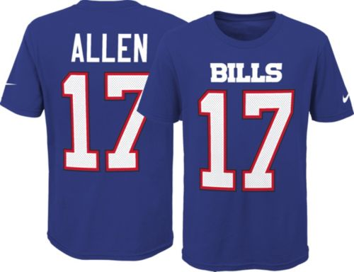 Nike Youth Buffalo Bills Josh Allen  17 Pride Royal T-Shirt. noImageFound.  Previous 24a1268ed