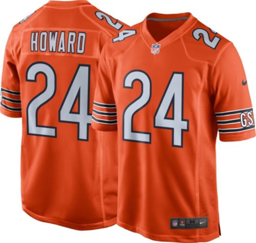 Nike Youth Alternate Game Jersey Chicago Bears Jordan Howard  24 ... f9e324ed4