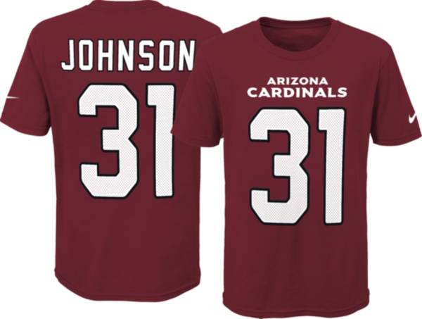Nike Youth Arizona Cardinals David Johnson #31 Pride Red T-Shirt product image
