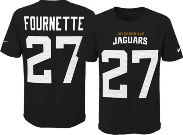 Nike Youth Jacksonville Jaguars Leonard Fournette #27 Pride Black T-Shirt product image