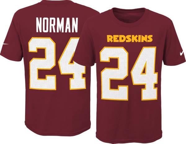 Nike Youth Washington Redskins Josh Norman #24 Pride Red T-Shirt product image