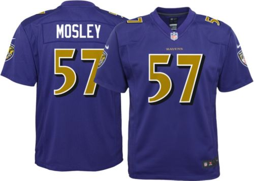 4ff47a276 Nike Youth Color Rush Game Jersey Baltimore Ravens C.J. Mosley  57.  noImageFound. Previous