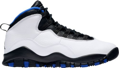 huge selection of 67c63 fedc3 Jordan Kids  Grade School Air Jordan Retro 10 Basketball Shoes
