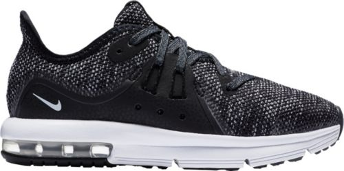 huge discount f8acb 494f0 Nike Kids  Preschool Air Max Sequent 3 Running Shoes