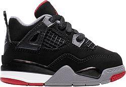 free shipping 09492 f38cf Jordan Toddler Air Jordan 4 Retro Basketball Shoes